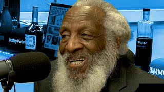 Gambar cover Dick Gregory FULL Interview at The Breakfast Club Power 105.1 (03/28/2016)