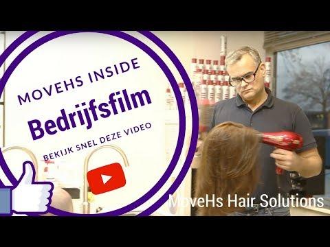 Bedrijfsfilm. MoveHs Hair Solutions. Enschede