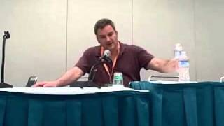 "The ""IN"" Show Presents...Iron Man 3 Director Shane Black (part 4 Of 6)"