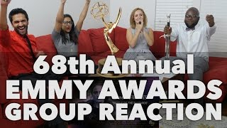 The 68th Annual Emmys - Highlights and Reactions