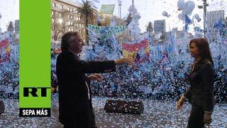 Argentina, ante el fin de una época que cambió su historia