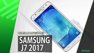 samsung j7 2017 primeras impresiones   top pulso