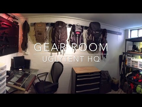 TACTICAL GEAR ROOM | UglyTent HQ