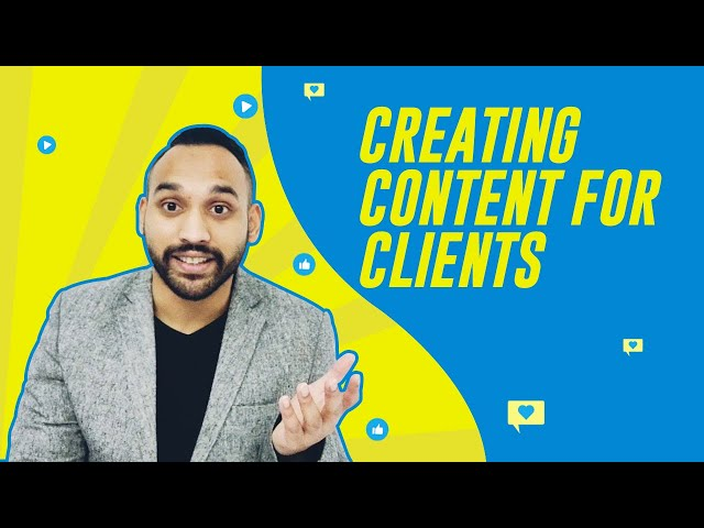 Creating content for clients | SMMA with Abul Hussain