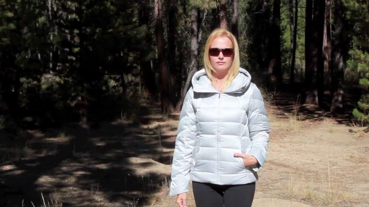 Patagonia Women S Downtown Loft Jacket Youtube
