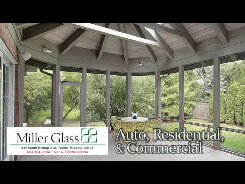 Miller Glass in Rolla, Missouri - Fidelity Broadcasting :30 sec insert