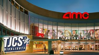 AMC Theatres Say They Doubt They Can Stay In Business