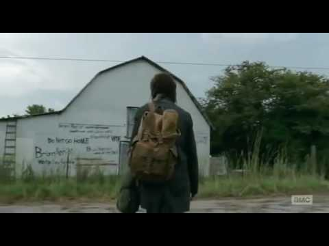 The Walking Dead - The Return Of The Governor Scene