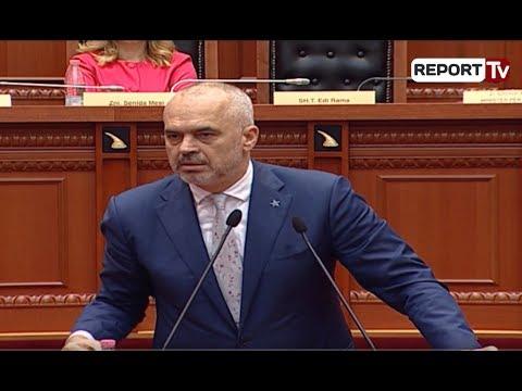 Report TV - Rama - Bashës: Se mbroj Tahirin siç të mbrojti ty Berisha