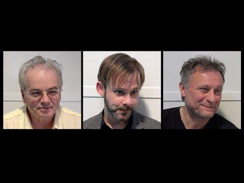 100 Code's Bobby Moresco, Dominic Monaghan & Michael Nyqvist