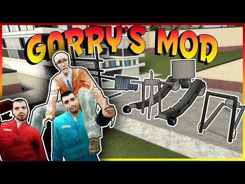 CATAPULT CHALLENGE & RACE!   Garry's Mod Gameplay   Gmod Roleplay (Kid Friendly!)