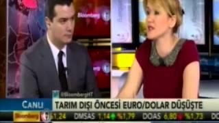 Forex Uzmanı Yeliz Karabulut, Euro/Dolar paritesini yorumluyor. Bloomberg HT