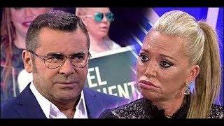 La bronca entre Belén Esteban y Jorge Javier Vázquez por culpa de Toñi Moreno y Vasile