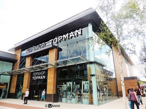Whiteley Shopping Centre Hampshire