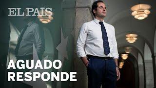 Entrevista a IGNACIO AGUADO, vicepresidente de la COMUNIDAD DE MADRID