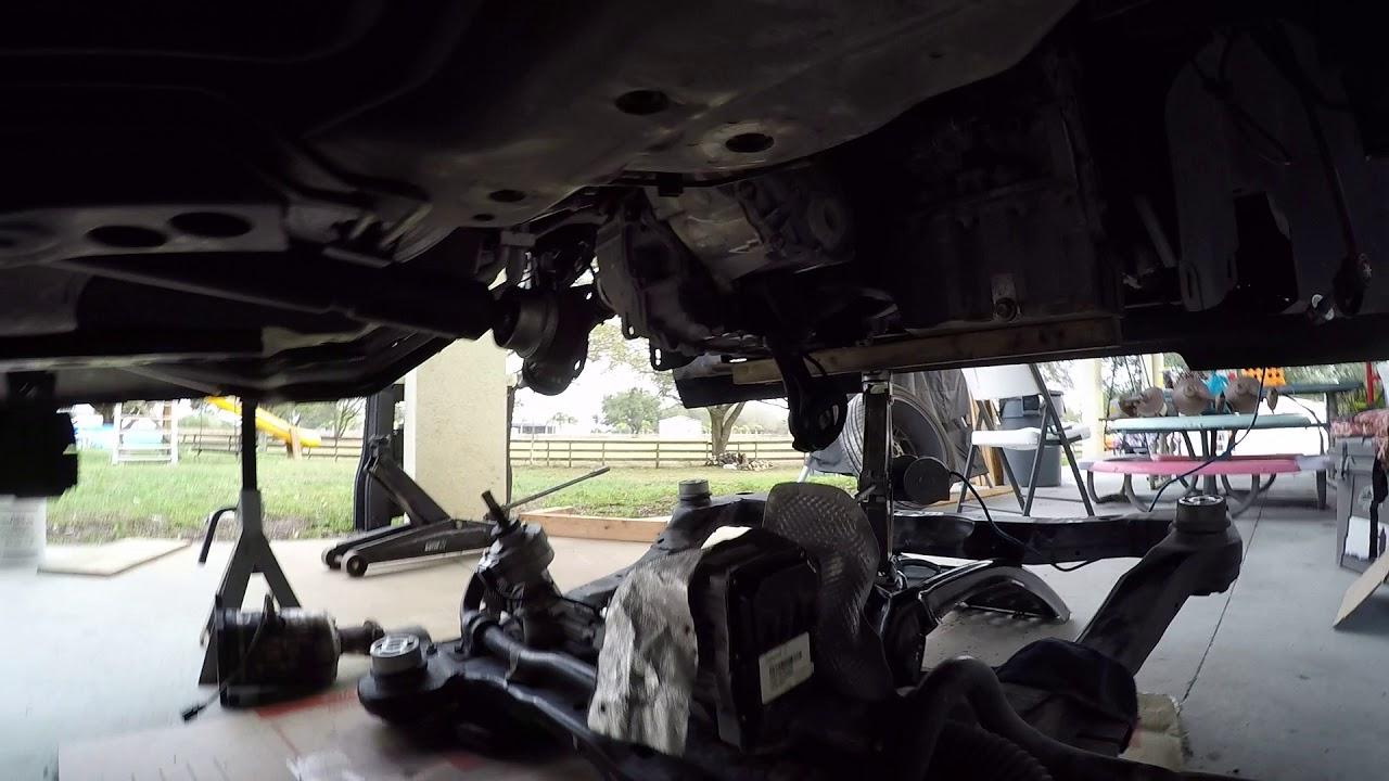 Ford Explorer Transfer Case Ptu Pto Swap