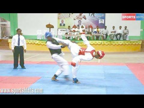 Jeet Kune Do fight | 5th State Level Jeet Kune Do Championship 2015 | Part 1
