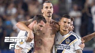 Highlights: Zlatan Ibrahimovic records hat trick, assist in LA Galaxy win | ESPN FC