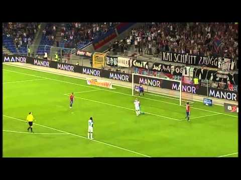 Mohamed Salah ▶ Star Of FC Basel ▶ 2013 | HD