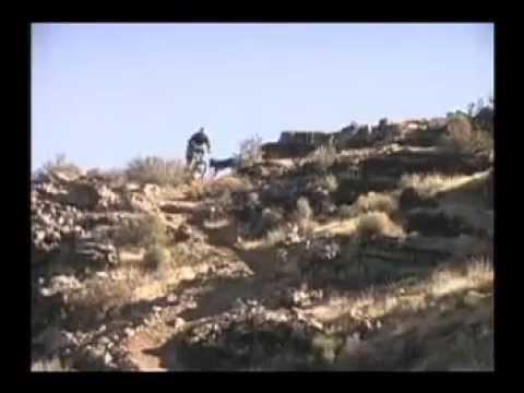 Bone Crusher Mountain Bike Trail Las Vegas Nevada
