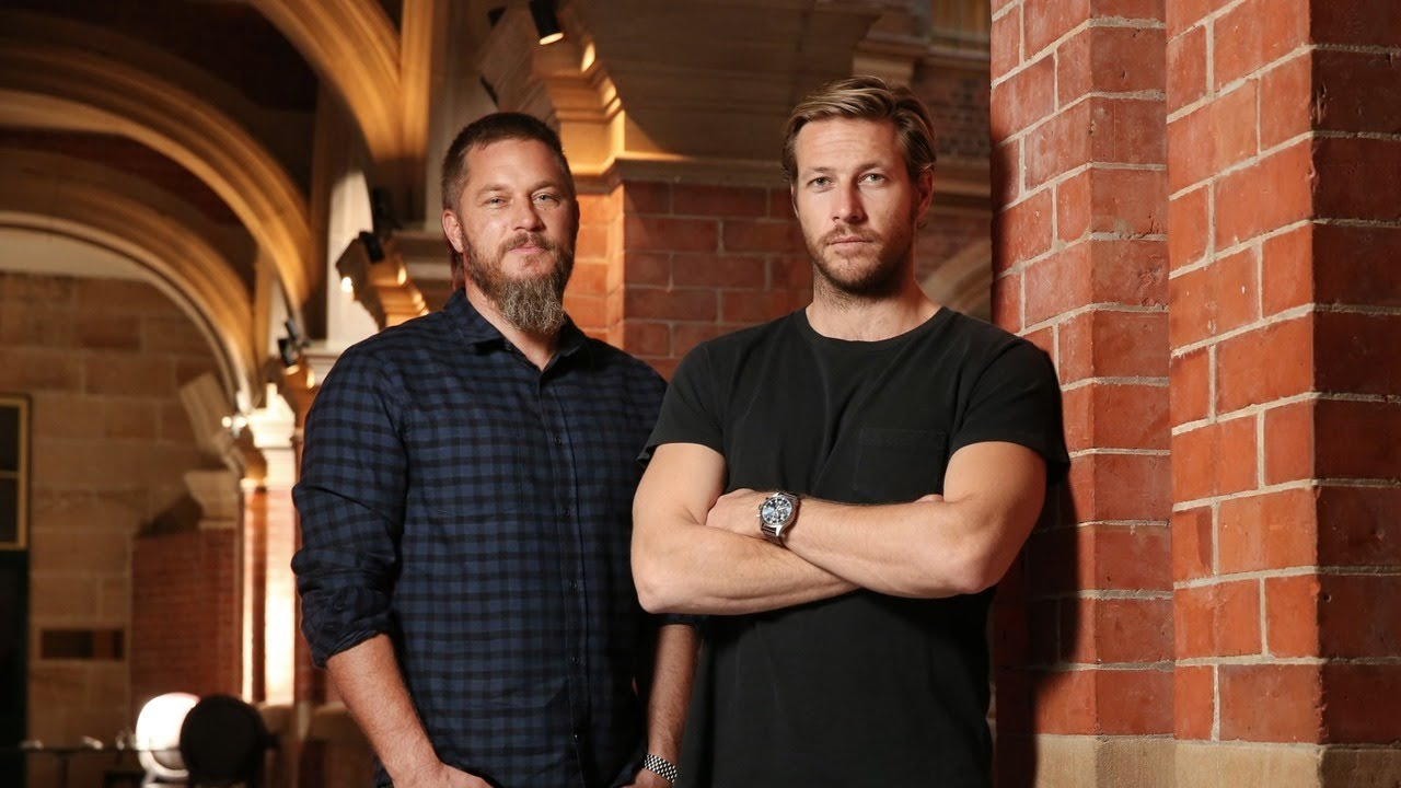 Luke Bracey And Travis Fimmel Star In New Battle Of Long Tan Blockbuster Youtube