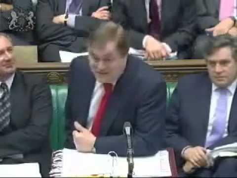 House of commons debate, John Prescott