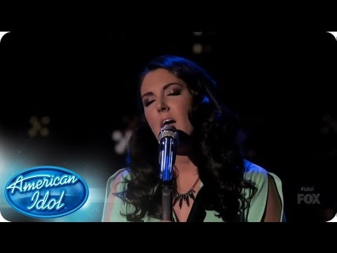 "Kree Harrison Performs ""What The World Needs Now Is Love"" - AMERICAN IDOL SEASON 12"