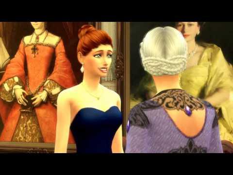 the sims 4 Anastasia