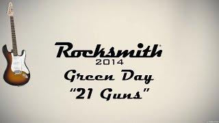 """Rocksmith 2014 - Green Day - """"21 Guns"""" [101%] Mp3"""