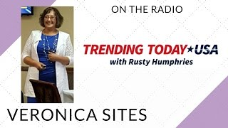 Live on the Radio in Atlanta | Veronica Sites