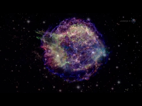 A Star Turns Inside Out - Supernova - Big Bang - Science at NASA