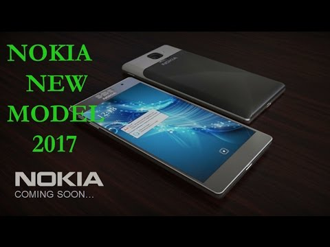 Nokia New Model 2017  Launch in 5G Network