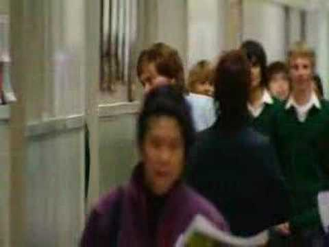 Summer Heights High - Mr G sniffing the pupils (Episode 4)