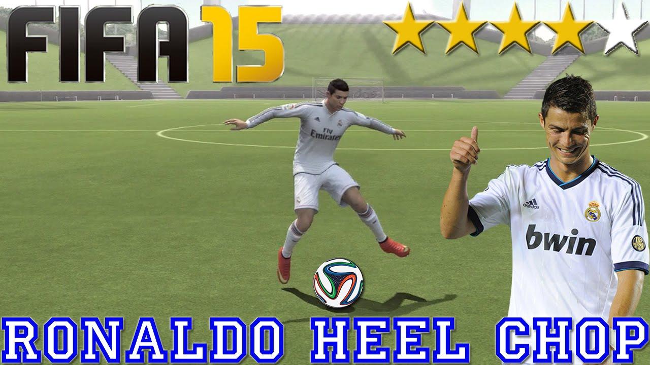 Heel To Toe Fifa 15 >> Ronaldo Heel Chop Unlisted Tutorial Fifa 15 Ps4 Xbox One