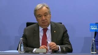 CANLI   Berlin'deki Libya Konferansı'nın ardından basın açıklaması