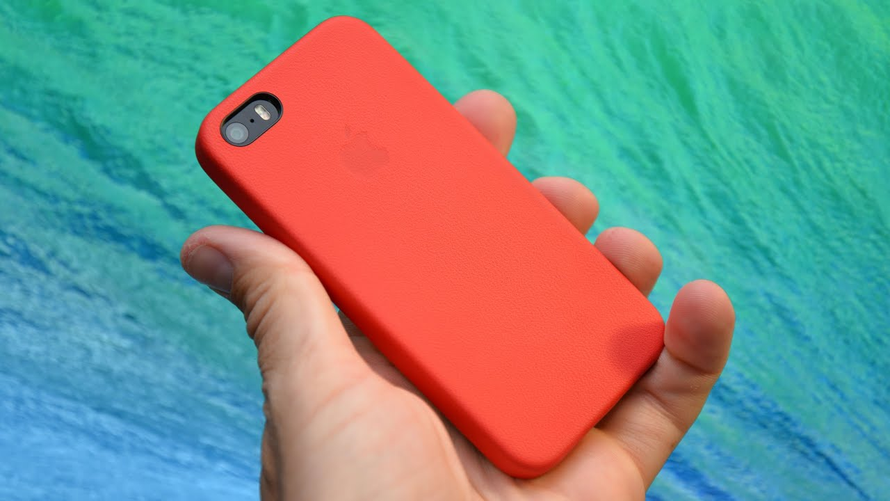 iphone 5s red apple iphone 5s leather product 11237