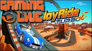 GAMING LIVE Xbox 360 - Joy Ride Turbo - Kinect Joy Ride sans Kinect - Jeuxvideo.com