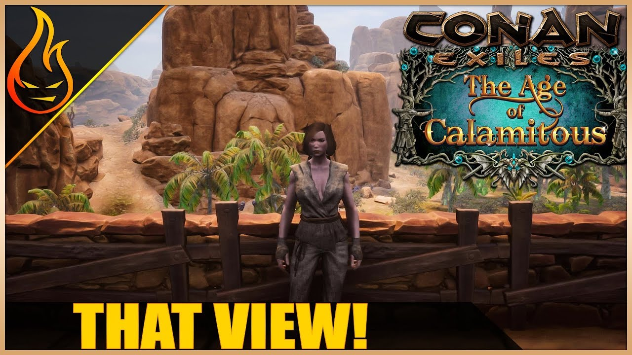 Finding The Perfect Home | The Age Of Calamitous | Conan Exiles S3 Ep2
