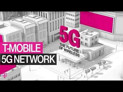 T-Mobile | T-Mobile Plans Nationwide 5G - YouTube