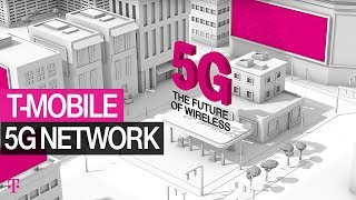 T-Mobile | T-Mobile Plans Nationwide 5G