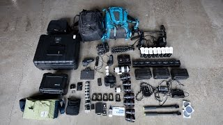 What's in the bag?!! what gear should you bring?