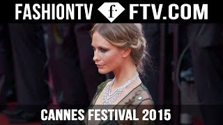 Cannes Film Festival 2015 - Day Five pt. 2 | FashionTV