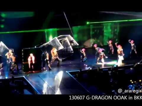 [130607] G-DRAGON OOAK in BKK - Light it up (gdw/gd)