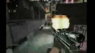 SuddenAttack  Korea No.1 sniper kim. k. J
