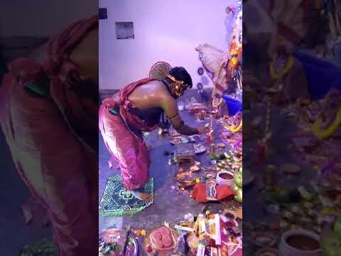 Nungi khatir Molla biddling durga puja 2017
