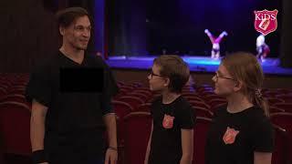Театр танца Искушение. Шоу под дождем | Интервью KiDS Патруль Иркутск