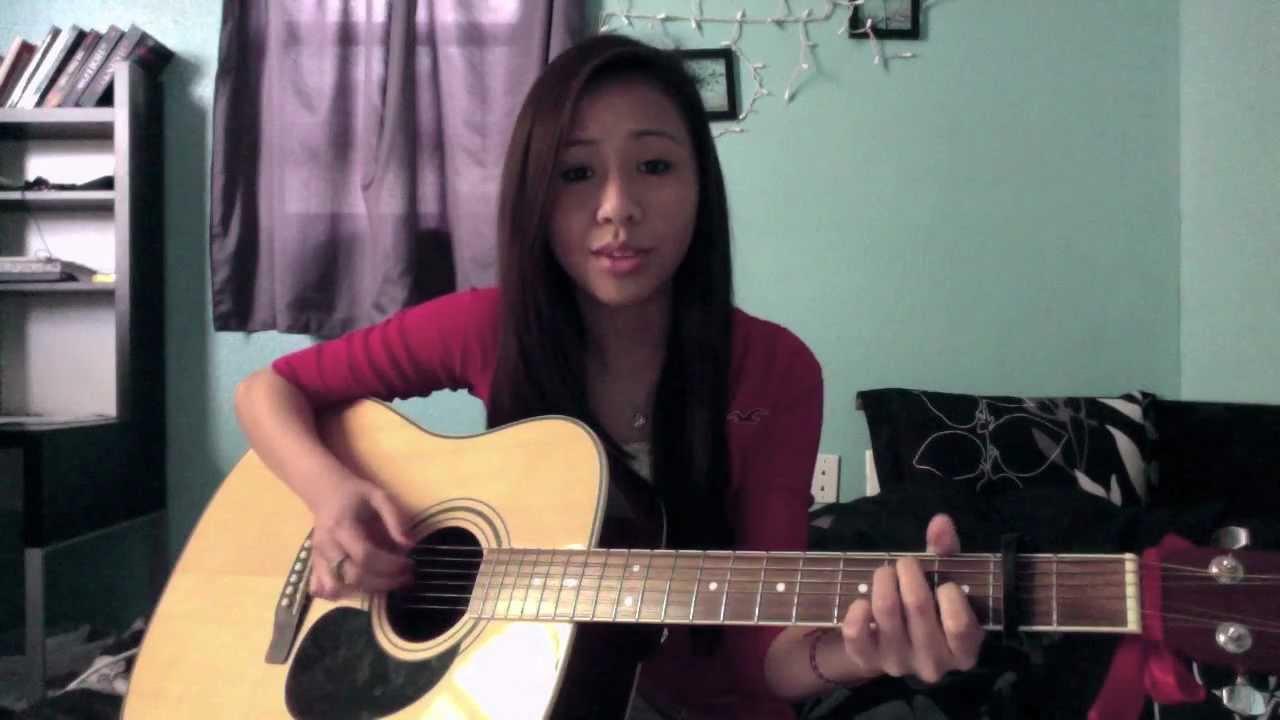 Schön Valentine  Kina Grannis (Guitar Cover)