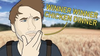 Chicken Dinner by Default - PuBG
