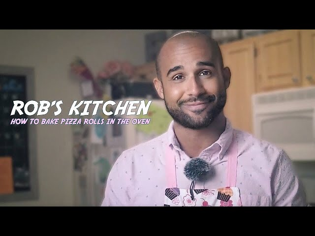 Rob's Kitchen - S1 E2 - How To Bake Pizza Rolls In The Oven