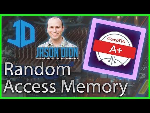 14 - Random Access Memory (RAM)